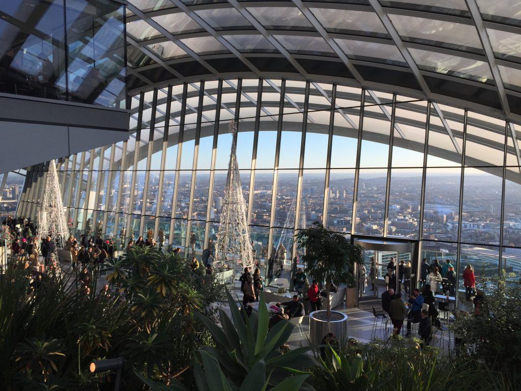 IMG 2444 e1527436095839 1024x768 - El mirador Sky Garden en Londres