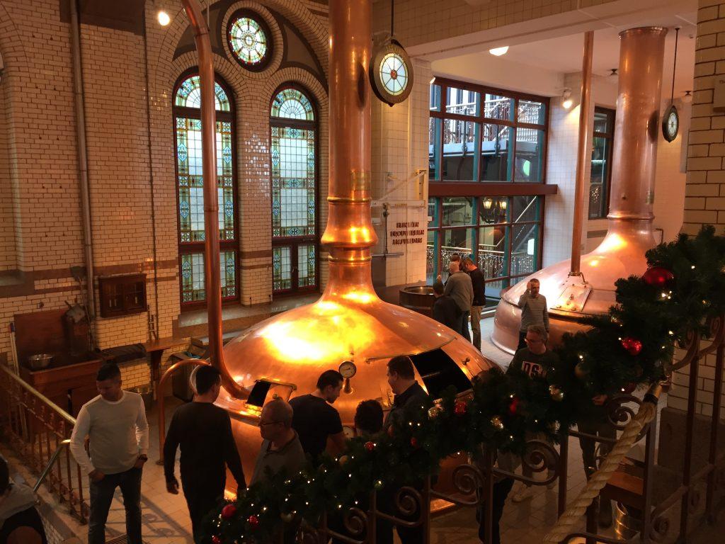 IMG 0481 e1528931458808 1024x768 - La Experiencia Heineken en Amsterdam