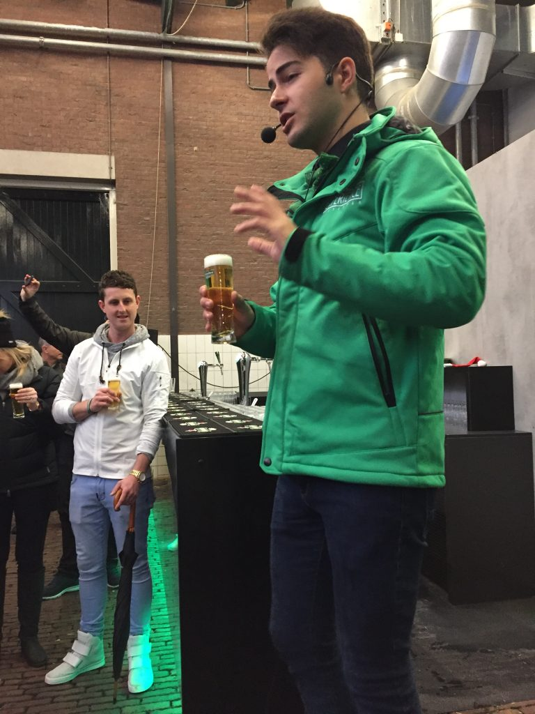 IMG 0507 e1528932830527 768x1024 - La Experiencia Heineken en Amsterdam