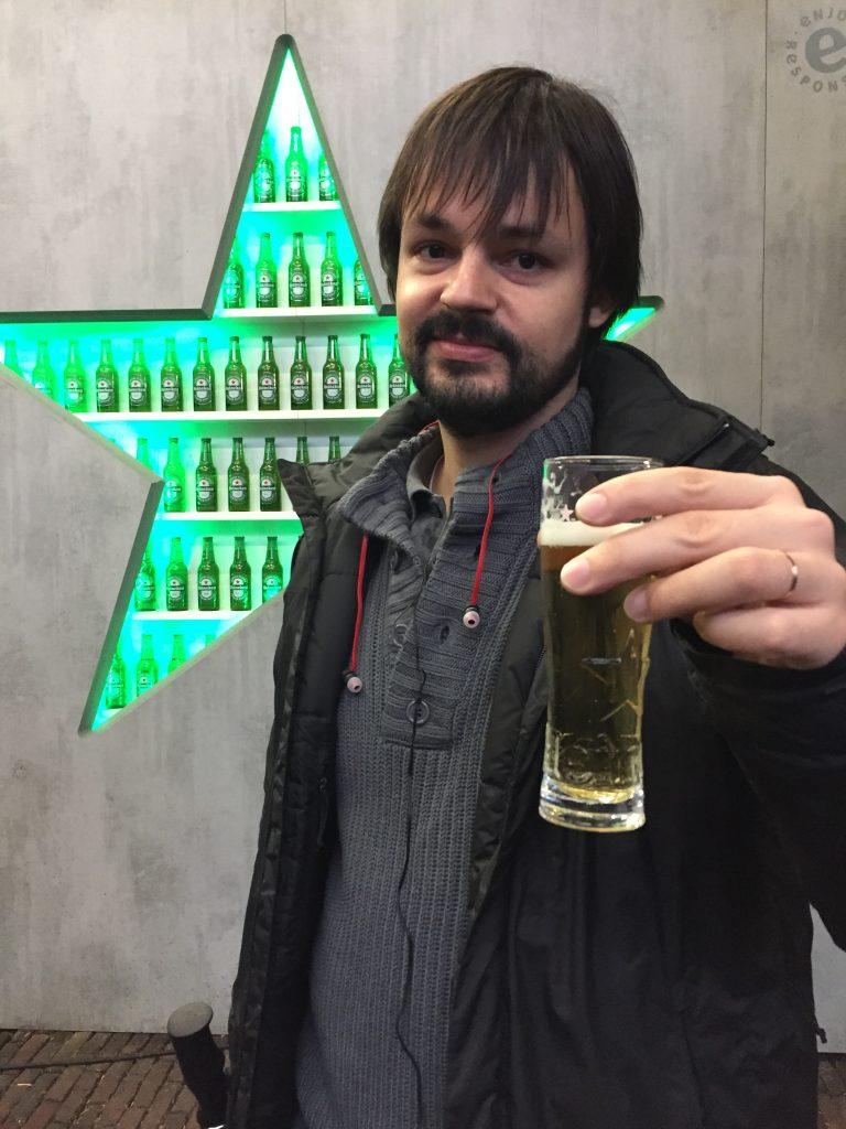 IMG 0509 e1528932849171 768x1024 - La Experiencia Heineken en Amsterdam