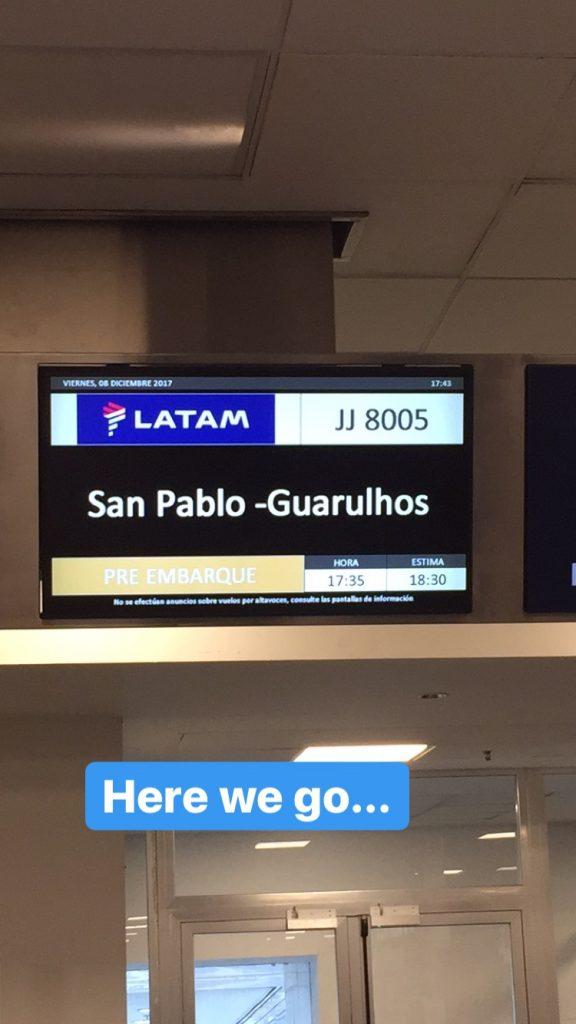 IMG 9883 576x1024 - Volando de Buenos Aires a Londres via San Pablo en LATAM en Business Class I/II