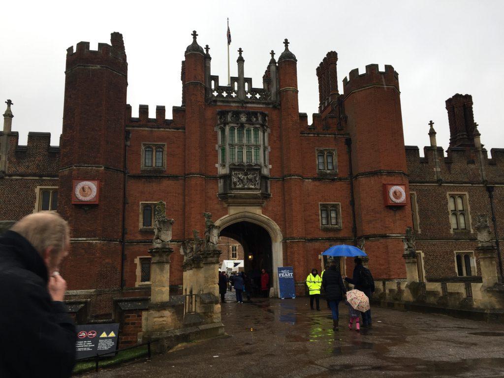 IMG 0087 e1532920071314 1024x768 - Visitando Hampton Court Palace en Londres
