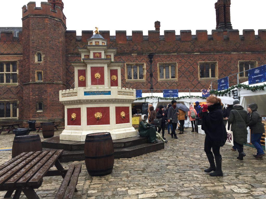 IMG 0089 e1532920120441 1024x768 - Visitando Hampton Court Palace en Londres