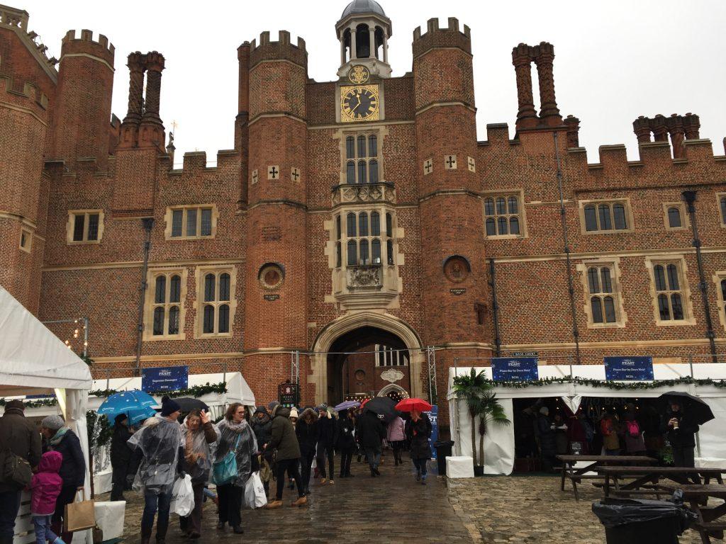 IMG 0094 e1532920282494 1024x768 - Visitando Hampton Court Palace en Londres