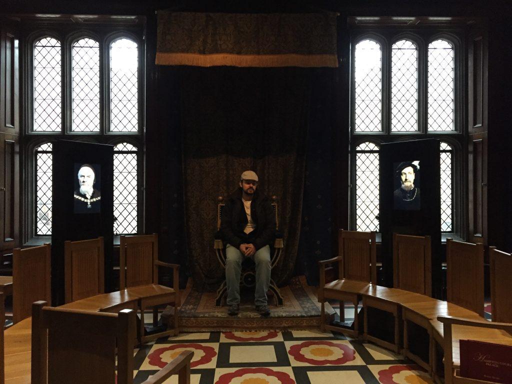 IMG 0121 e1532924302124 1024x768 - Visitando Hampton Court Palace en Londres