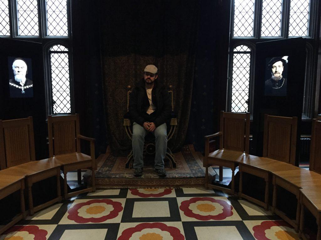IMG 0122 e1532924334379 1024x768 - Visitando Hampton Court Palace en Londres