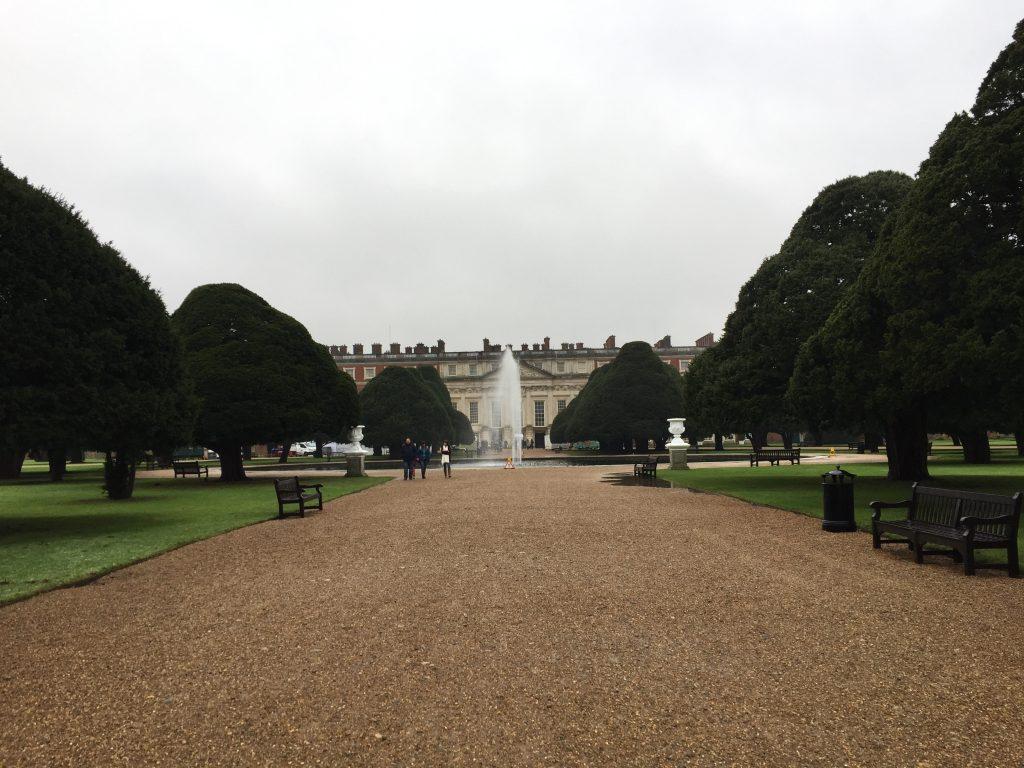 IMG 0172 e1532924910170 1024x768 - Visitando Hampton Court Palace en Londres