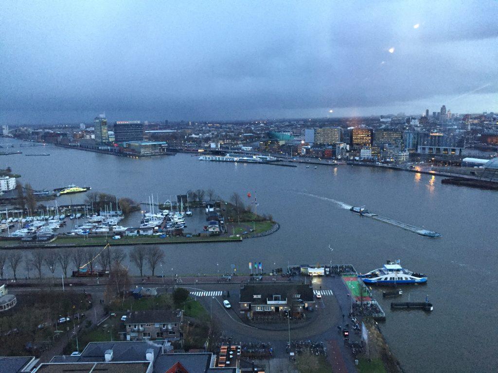 IMG 0558 e1532576115415 1024x768 - Subiendo al mirador más alto de Amsterdam