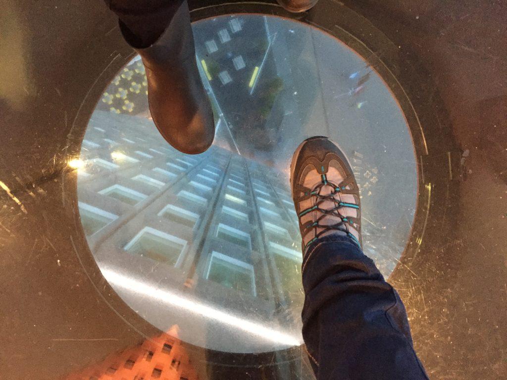 IMG 0561 1024x768 - Subiendo al mirador más alto de Amsterdam