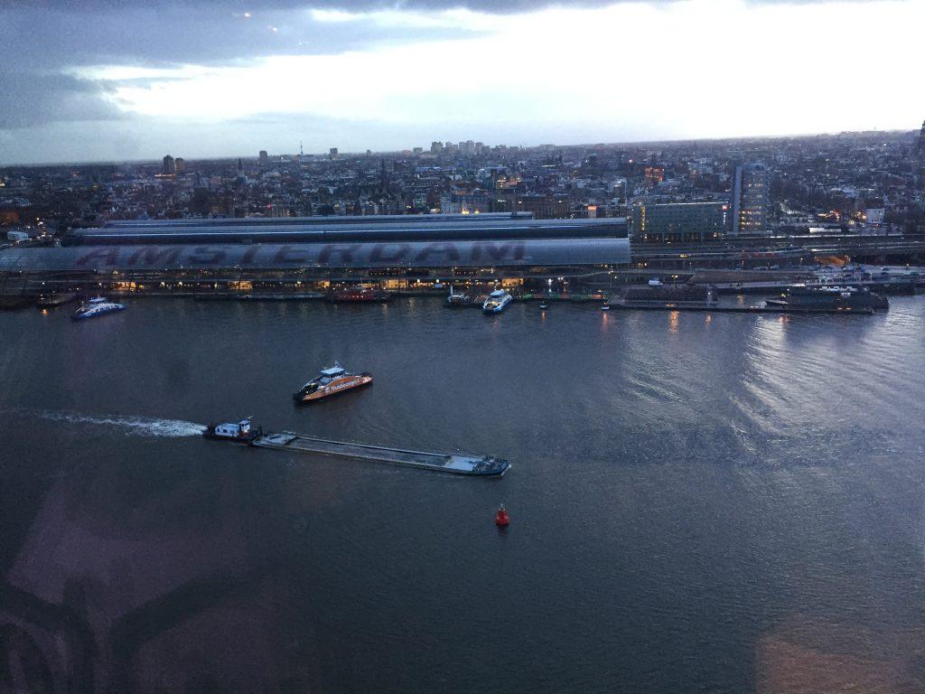 IMG 0563 e1532576157402 1024x768 - Subiendo al mirador más alto de Amsterdam