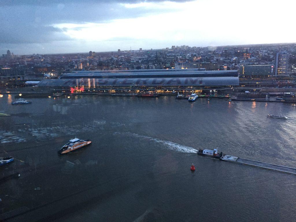 IMG 0565 e1532576203300 1024x768 - Subiendo al mirador más alto de Amsterdam