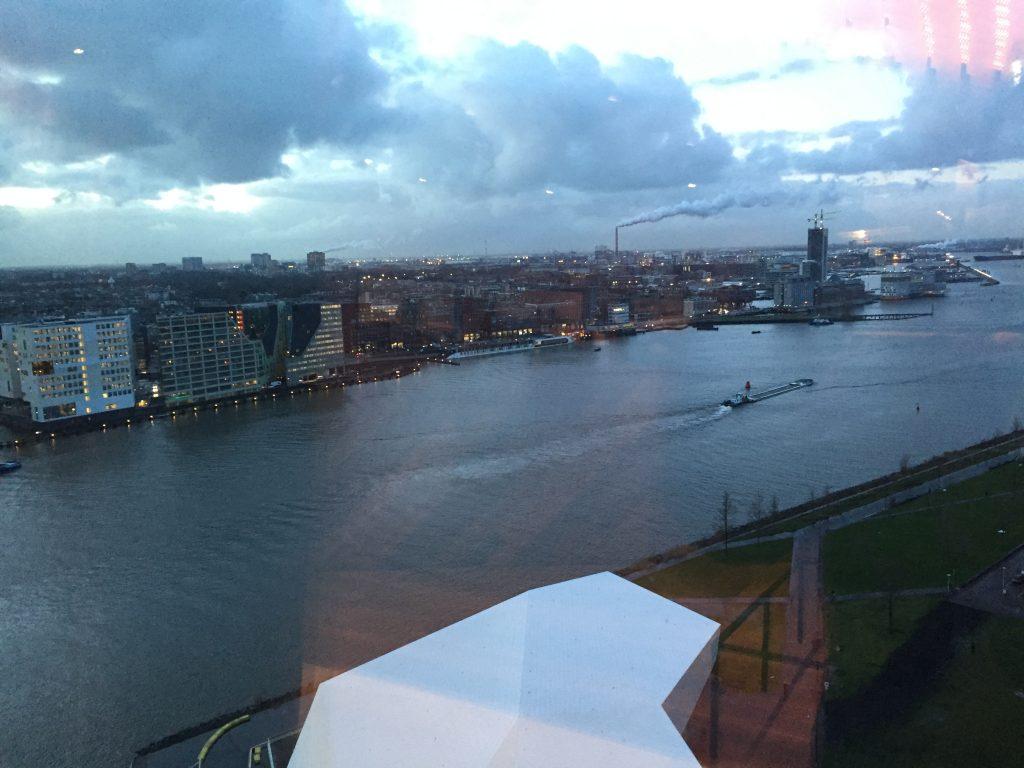 IMG 0572 e1532576355267 1024x768 - Subiendo al mirador más alto de Amsterdam
