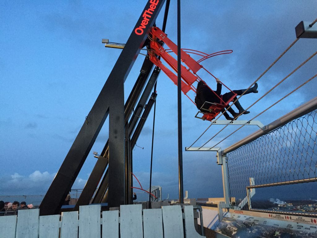 IMG 0588 1024x768 - Subiendo al mirador más alto de Amsterdam