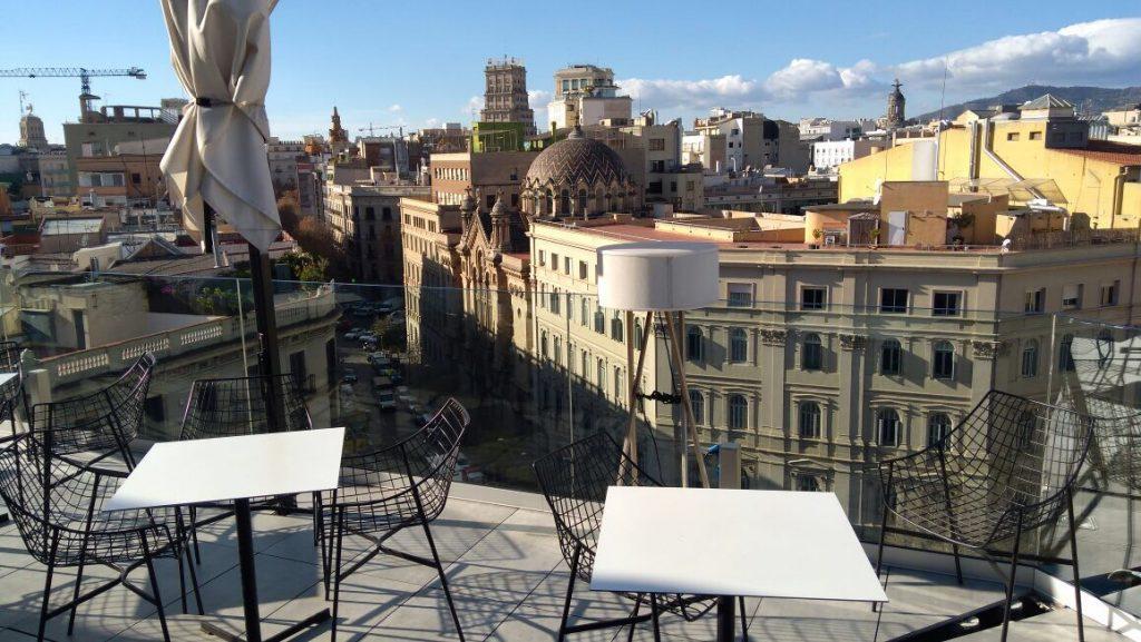 IMG 0741 1024x577 - El Hotel Negresco Princess en Barcelona