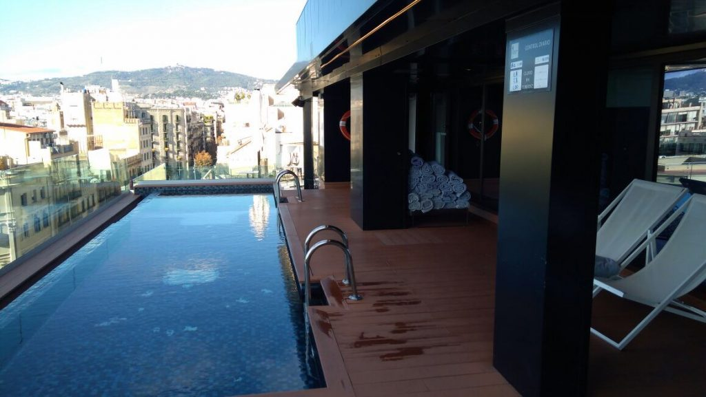 IMG 0749 1024x577 - El Hotel Negresco Princess en Barcelona