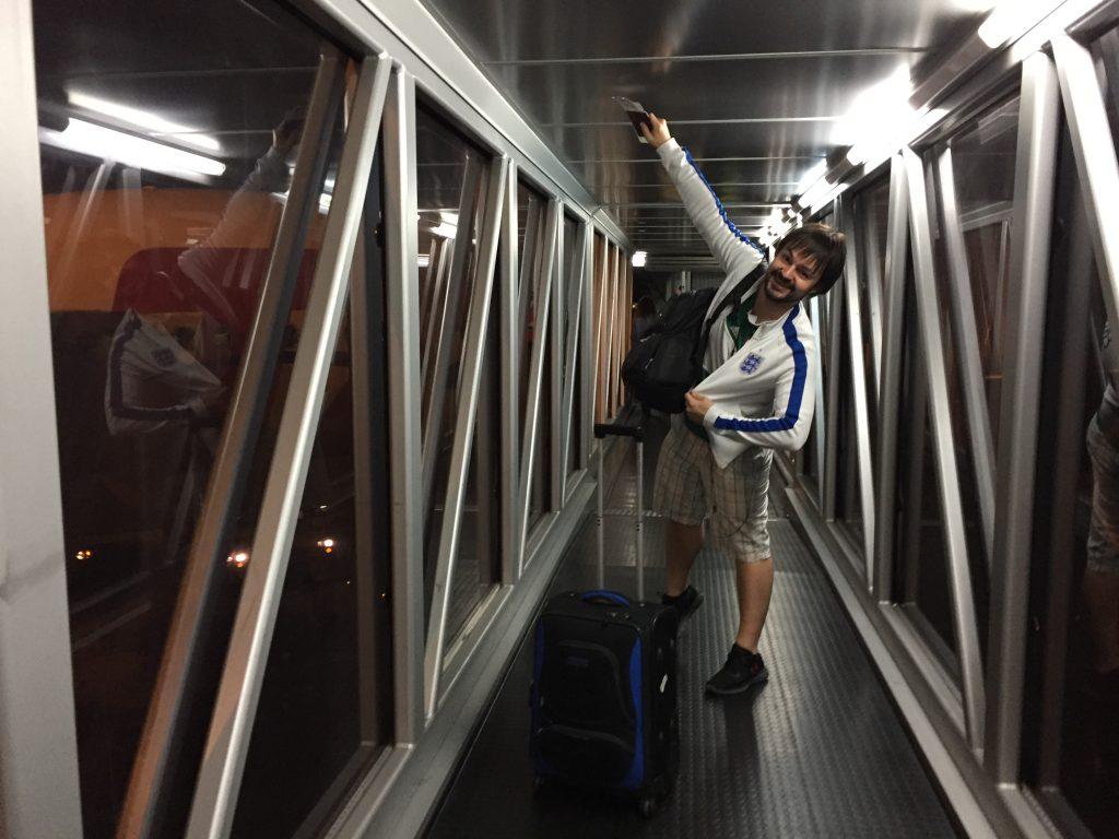 IMG 9983 e1530570741708 1024x768 - Volando de Buenos Aires a Londres via San Pablo en LATAM en Business Class II/II