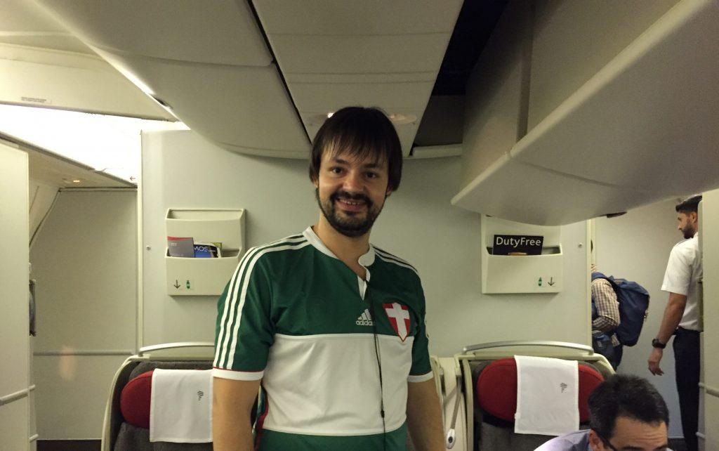 IMG 9989 e1530582701525 1024x642 - Volando de Buenos Aires a Londres via San Pablo en LATAM en Business Class II/II