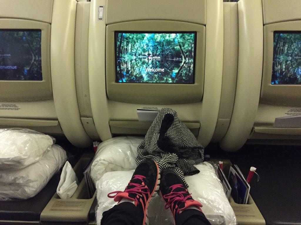 IMG 9990 e1530571387413 1024x768 - Volando de Buenos Aires a Londres via San Pablo en LATAM en Business Class II/II