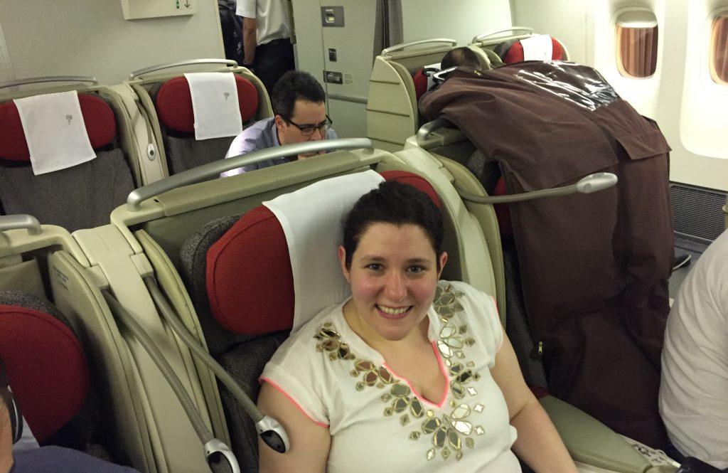IMG 9992 e1530582797716 1024x665 - Volando de Buenos Aires a Londres via San Pablo en LATAM en Business Class II/II