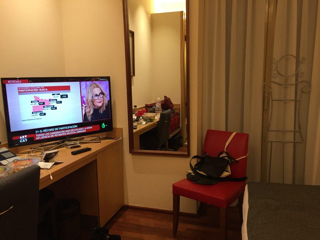 IMG 1392 e1534376088969 1024x768 - El Hotel Preciados en Madrid