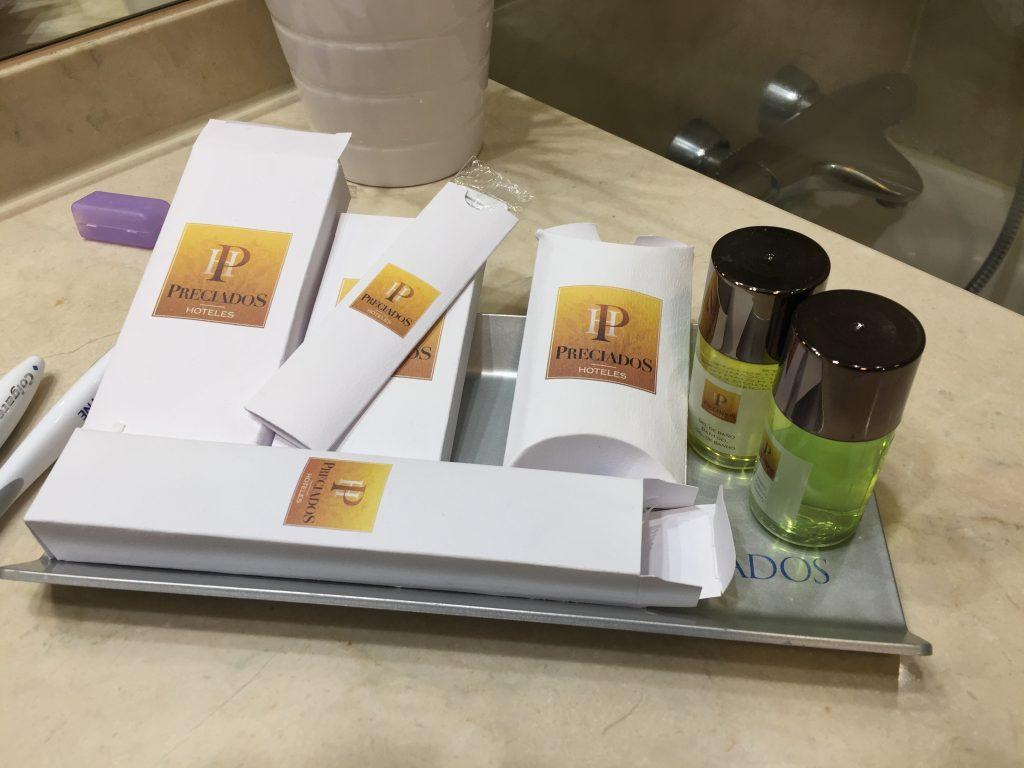 IMG 1396 e1534376818379 1024x768 - El Hotel Preciados en Madrid