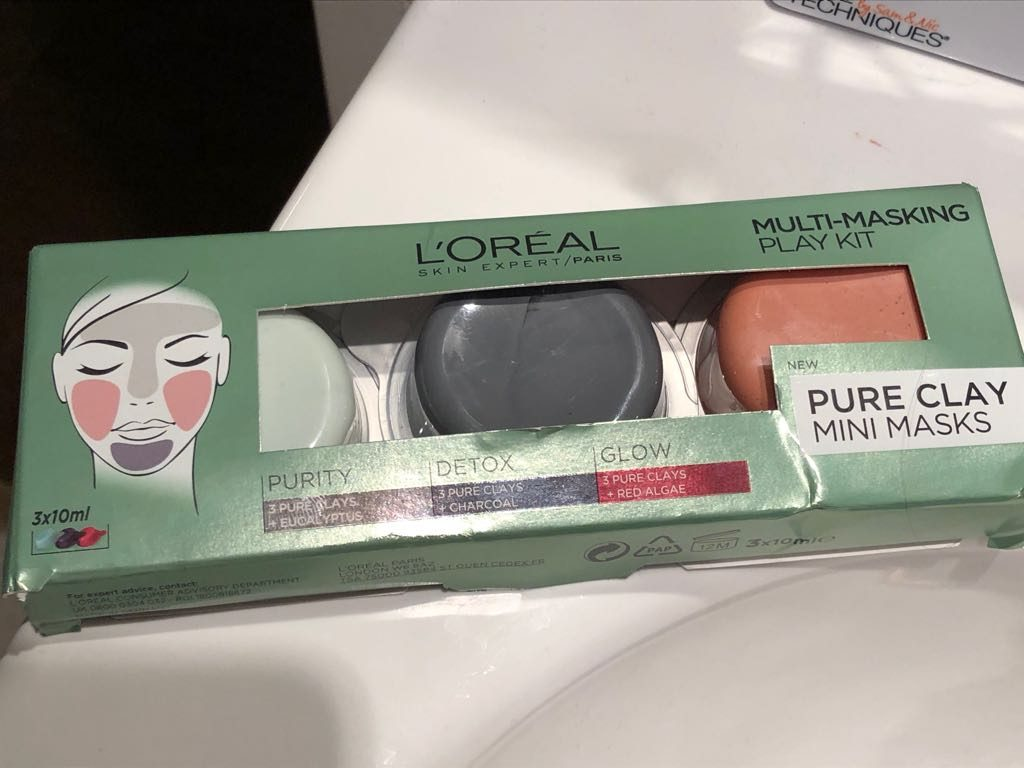 WhatsApp Image 2018 08 08 at 22.23.32 2 e1533778234864 1024x768 - La multimáscara facial Pure Clay de L'oreal