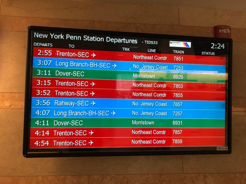 WhatsApp Image 2018 09 05 at 22.09.54 1024x768 - Usando el tren para ir desde Manhattan al aeropuerto de Newark