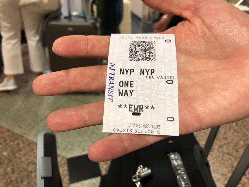 WhatsApp Image 2018 09 05 at 22.09.58 1 1024x768 - Usando el tren para ir desde Manhattan al aeropuerto de Newark