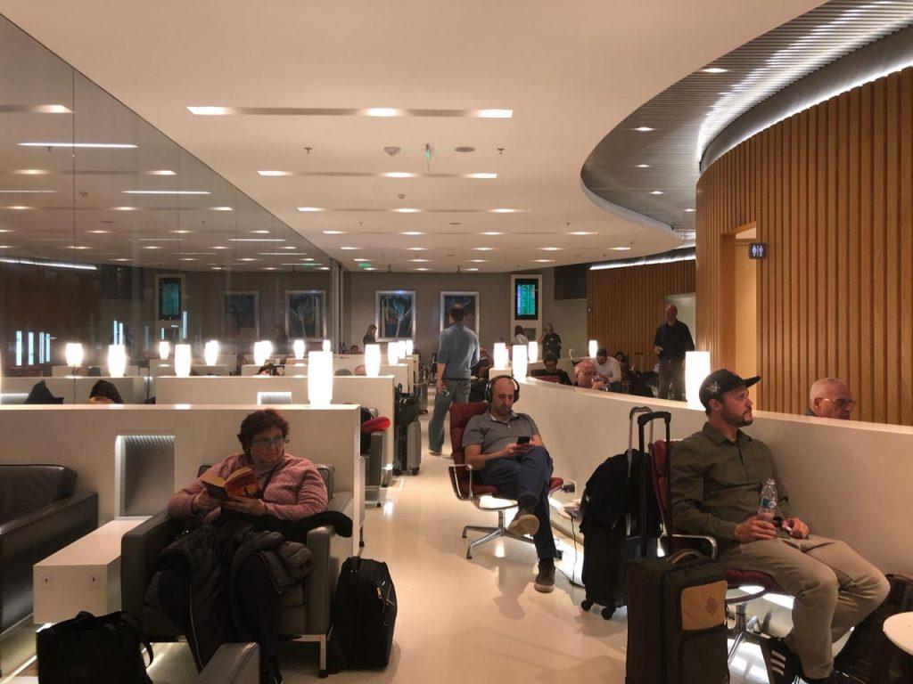 WhatsApp Image 2018 09 10 at 20.38.45 1024x768 - El Salón VIP de American Airlines e Iberia en Ezeiza