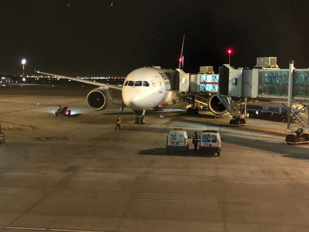 WhatsApp Image 2018 09 12 at 21.40.50 1024x768 - Crónica de vuelo Buenos Aires (EZE) - Ciudad de Mexico (MEX) por Aeromexico