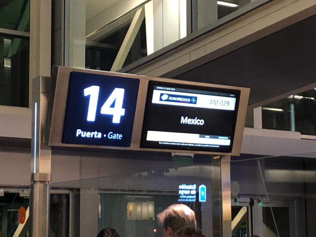 WhatsApp Image 2018 09 12 at 21.40.53 1024x768 - Crónica de vuelo Buenos Aires (EZE) - Ciudad de Mexico (MEX) por Aeromexico