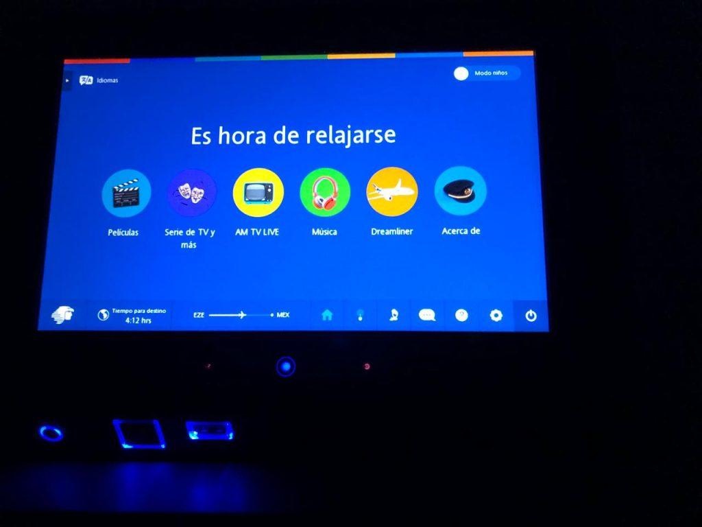 WhatsApp Image 2018 09 12 at 21.42.08 1024x768 - Crónica de vuelo Buenos Aires (EZE) - Ciudad de Mexico (MEX) por Aeromexico