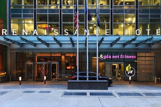 exterior - El Hotel Reinassence en New York