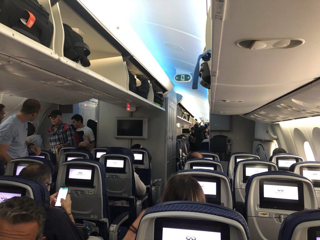 img 2574 1024x768 - Crónica de Vuelo Ciudad de México (MEX) - Buenos Aires (EZE) por Aeromexico
