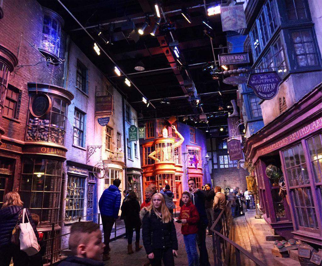 IMG 0795 1024x846 - El mágico mundo de los Estudios de Harry Potter en Londres