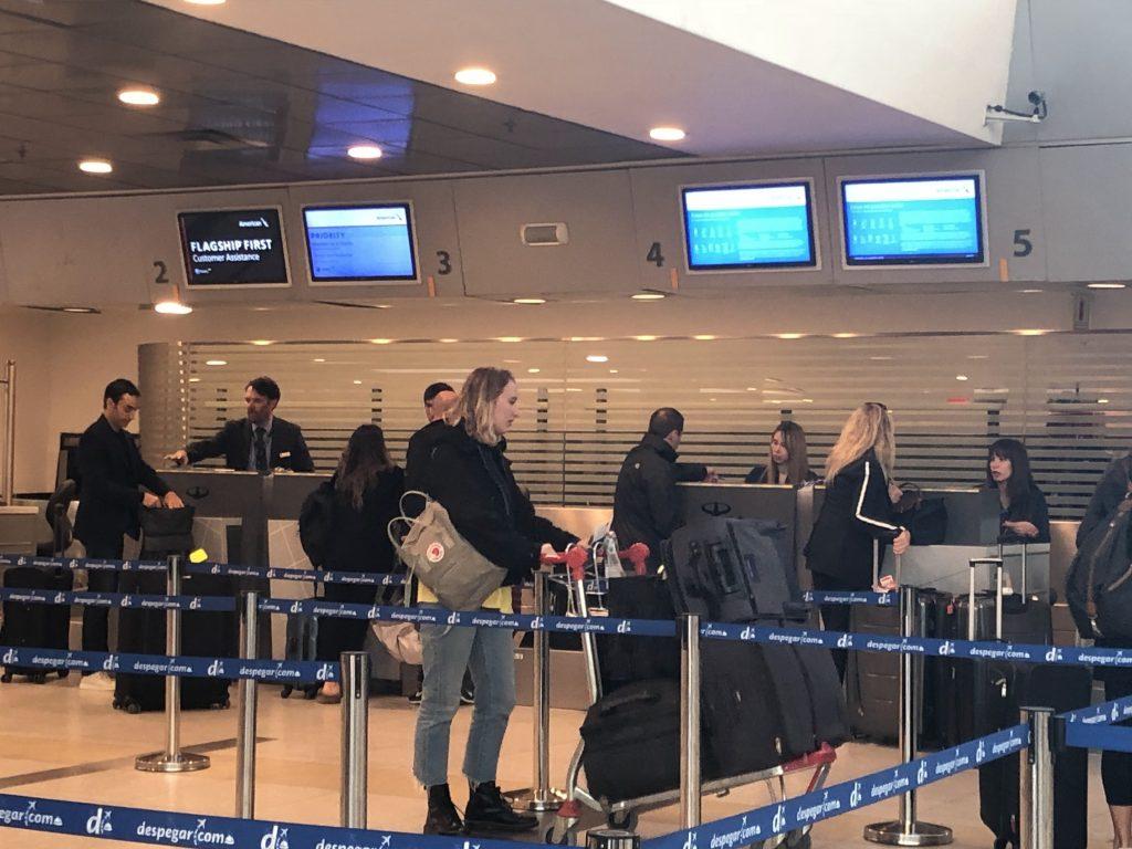 IMG 2893 1 e1541369138688 1024x768 - Crónica de vuelo Buenos Aires (EZE) - New York (JFK) por American Airlines