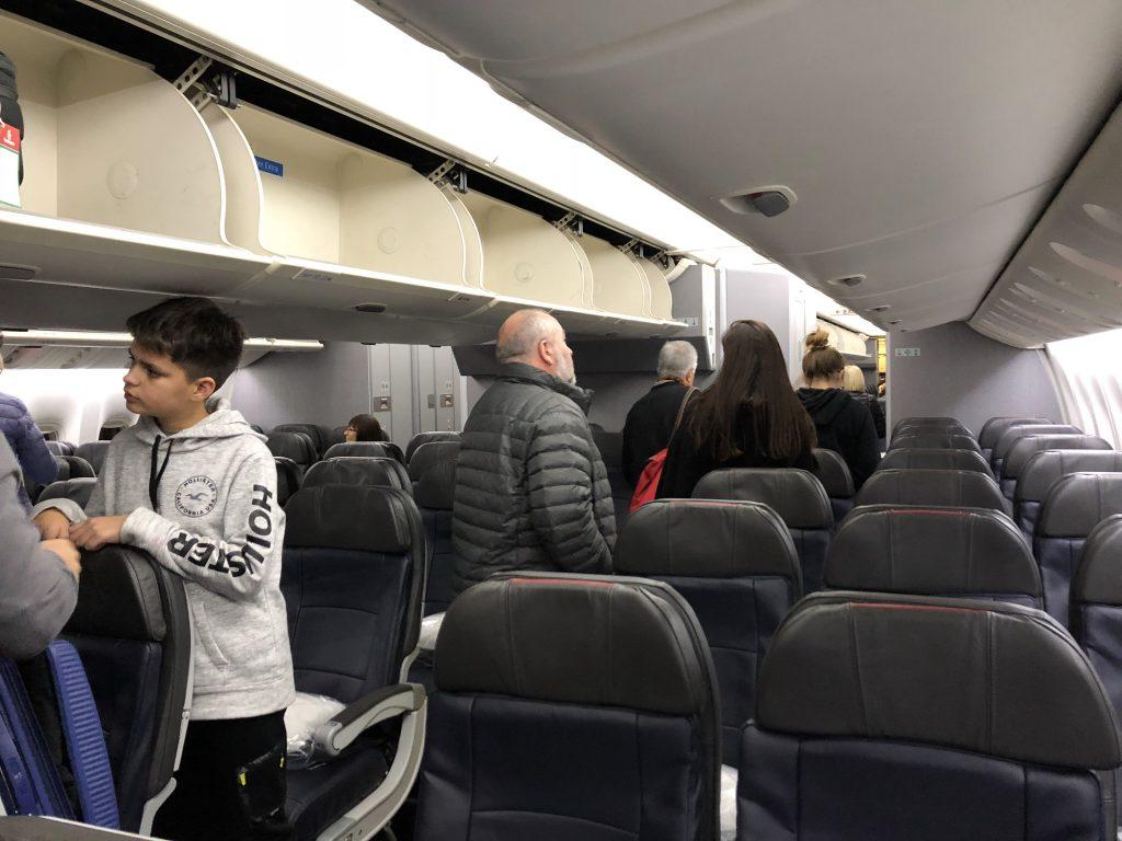 IMG 2939 1 1024x768 - Crónica de vuelo Buenos Aires (EZE) - New York (JFK) por American Airlines