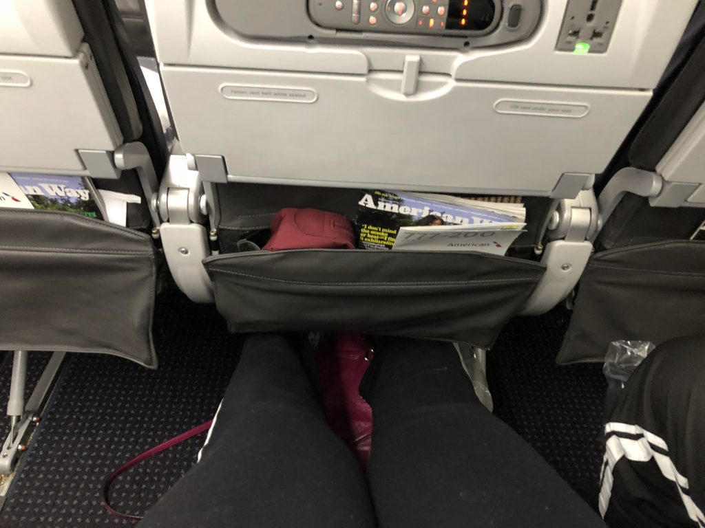 IMG 2942 1 1024x768 - Crónica de vuelo Buenos Aires (EZE) - New York (JFK) por American Airlines