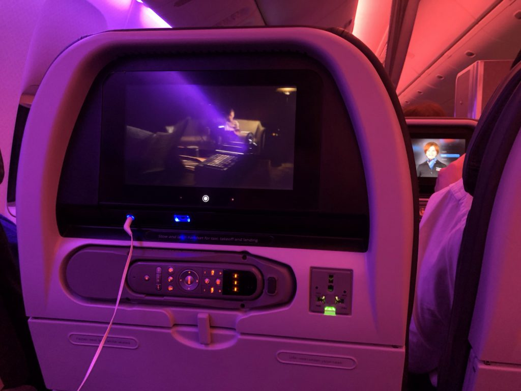 IMG 2957 1 e1541370075382 1024x768 - Crónica de vuelo Buenos Aires (EZE) - New York (JFK) por American Airlines