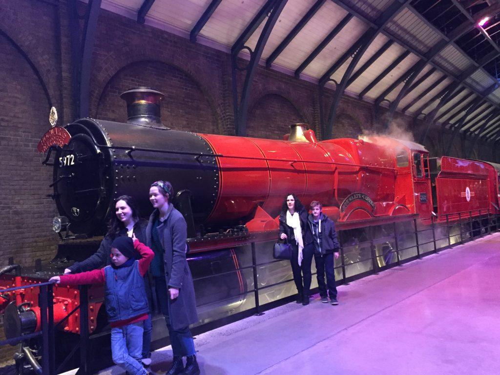 IMG 3023 e1541124612763 1024x768 - El mágico mundo de los Estudios de Harry Potter en Londres