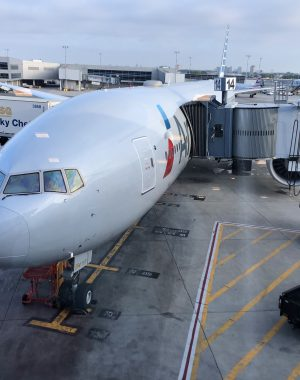 Buenos Aires New York American Airlines