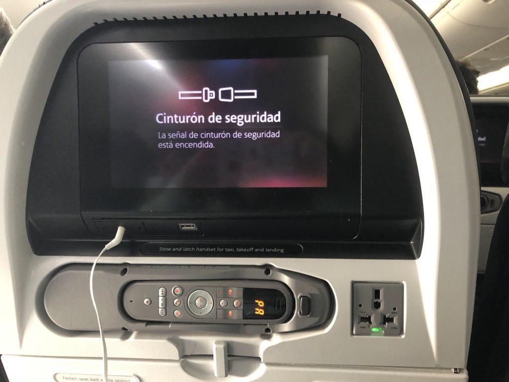 IMG 3819 e1541731231177 1024x768 - Crónica de vuelo New York (JFK) - Buenos Aires (EZE) por American Airlines