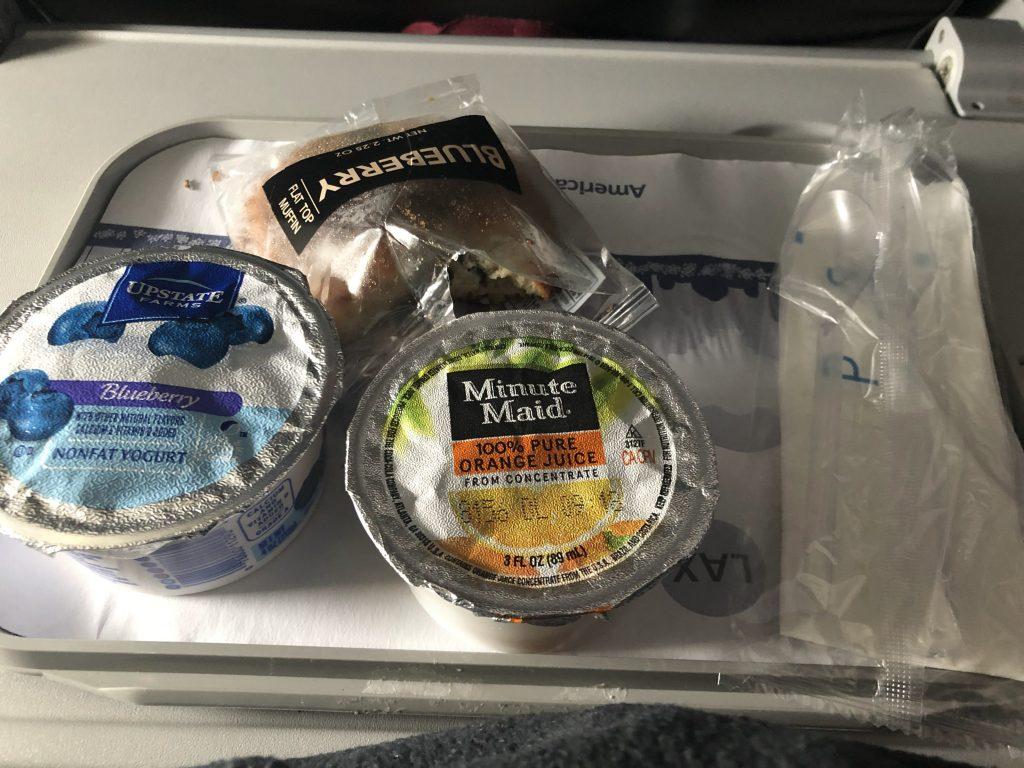 IMG 3824 e1541371858781 1024x768 - Crónica de vuelo New York (JFK) - Buenos Aires (EZE) por American Airlines