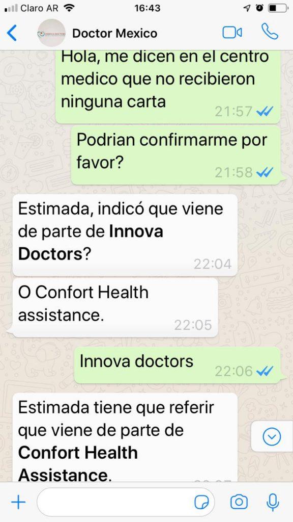 WhatsApp Image 2018 11 10 at 17.23.36 576x1024 - Utilizando la Asistencia al Viajero de LatinAssistance en Mexico DF