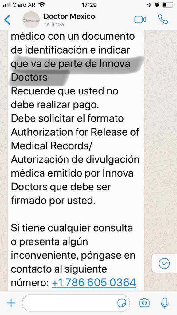 WhatsApp Image 2018 11 10 at 17.31.08 576x1024 - Utilizando la Asistencia al Viajero de LatinAssistance en Mexico DF