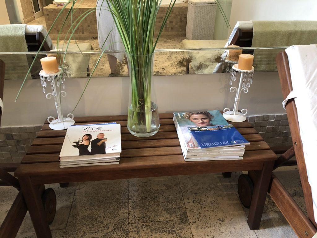 IMG 4797 e1544403065252 1024x768 - El Spa del Hotel Meliá Plaza Recoleta en Buenos Aires