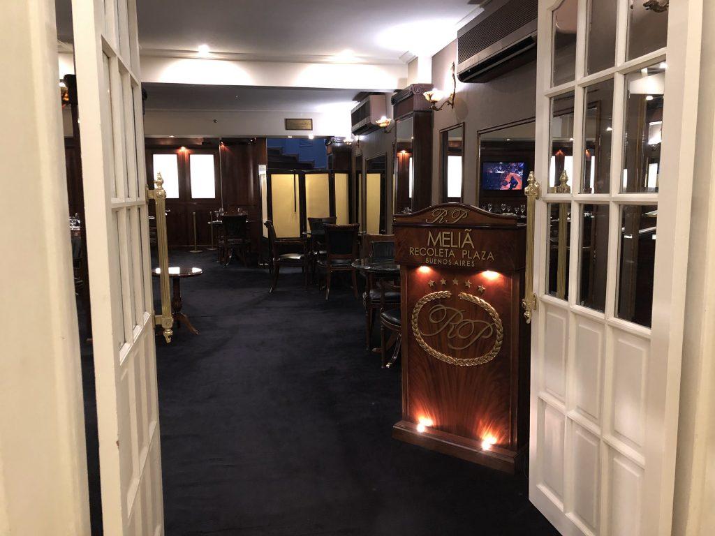 IMG 4829 e1544405050825 1024x768 - El Spa del Hotel Meliá Plaza Recoleta en Buenos Aires