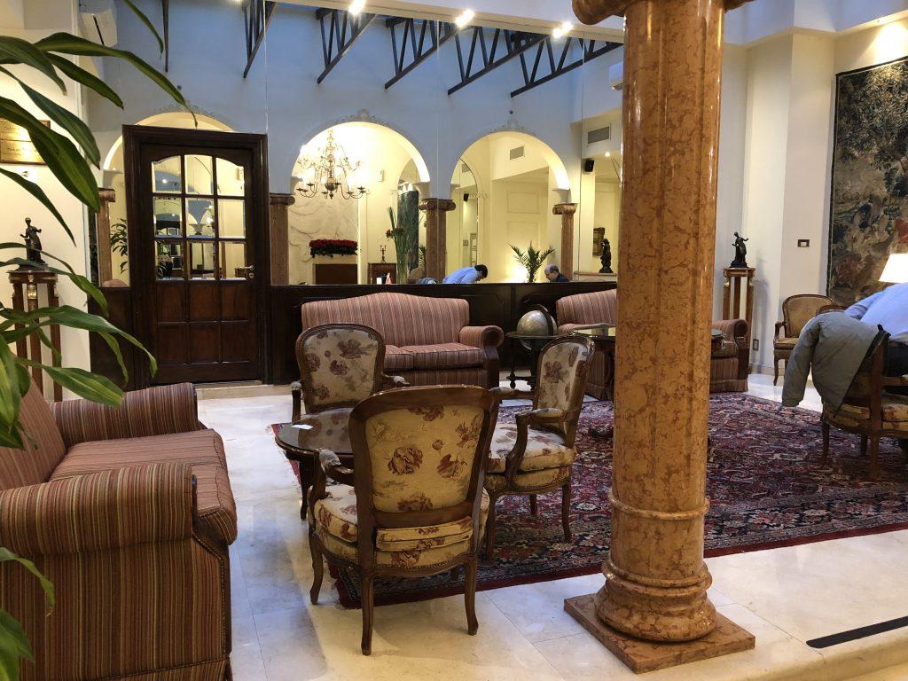 IMG 4830 e1544401434411 1024x768 - El Spa del Hotel Meliá Plaza Recoleta en Buenos Aires