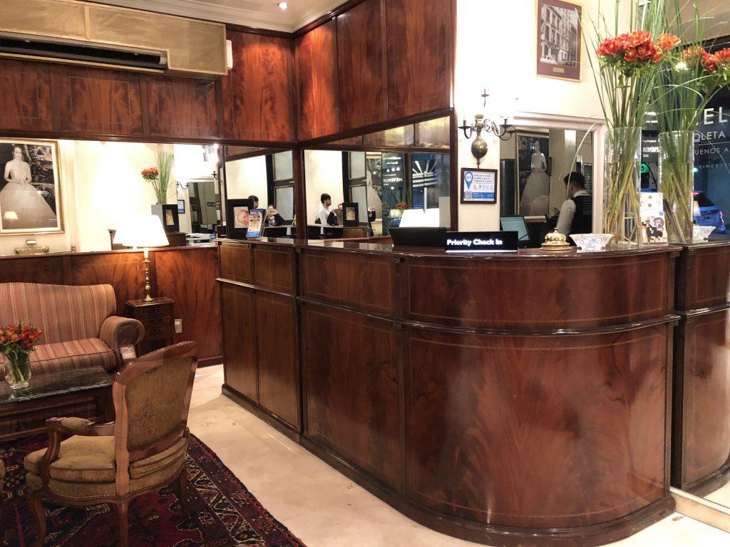 IMG 4831 e1544401413388 1024x768 - El Spa del Hotel Meliá Plaza Recoleta en Buenos Aires