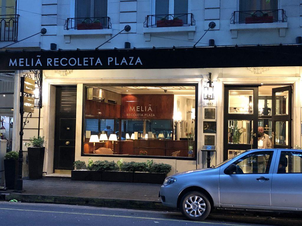 IMG 4833 1024x768 - El Spa del Hotel Meliá Plaza Recoleta en Buenos Aires
